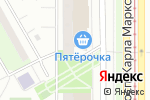 Схема проезда до компании ТАЛИСМАН в Магнитогорске