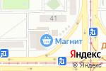 Схема проезда до компании Деревенское мясо в Магнитогорске