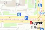 Схема проезда до компании Чипок в Магнитогорске