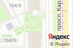 Схема проезда до компании Ньюфон в Магнитогорске