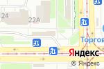 Схема проезда до компании Гав-Мяу в Магнитогорске