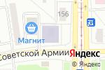 Схема проезда до компании Центральная городская библиотека им. Б. Ручьева в Магнитогорске