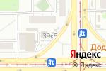 Схема проезда до компании Империя Цветов в Магнитогорске