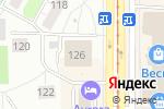 Схема проезда до компании Странник в Магнитогорске