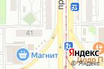 Схема проезда до компании Удобные Деньги в Магнитогорске