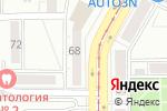 Схема проезда до компании Маркиза в Магнитогорске