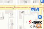 Схема проезда до компании Законодатель в Магнитогорске