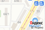 Схема проезда до компании Пельменная в Магнитогорске