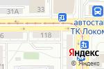 Схема проезда до компании Детская библиотека №5 в Магнитогорске