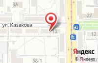 Схема проезда до компании Non-Stop в Магнитогорске