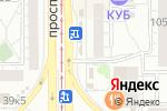 Схема проезда до компании Киоск по ремонту обуви в Магнитогорске