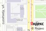 Схема проезда до компании Институт строительства архитектуры и искусства в Магнитогорске