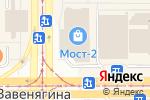 Схема проезда до компании Киоск по изготовлению ключей в Магнитогорске