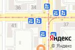 Схема проезда до компании Аптека ЗДОРОВЬЯ в Магнитогорске