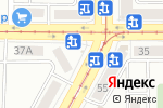 Схема проезда до компании Роспечать в Магнитогорске