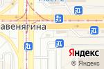 Схема проезда до компании Быстроденьги в Магнитогорске