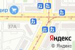 Схема проезда до компании Киоск фастфудной продукции в Магнитогорске