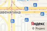 Схема проезда до компании Билайн в Магнитогорске