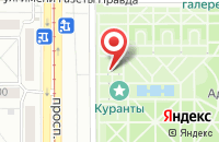 Схема проезда до компании Навигатор в Магнитогорске