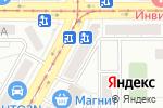 Схема проезда до компании Мир Солнца в Магнитогорске