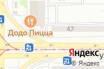 Схема проезда до компании Сервис-К в Магнитогорске