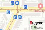 Схема проезда до компании МегаФон в Магнитогорске
