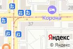 Схема проезда до компании КУБ в Магнитогорске