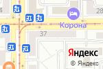 Схема проезда до компании Beer House в Магнитогорске