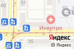 Схема проезда до компании АКБ Росбанк в Магнитогорске