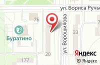 Схема проезда до компании Ас-Стройсервис в Магнитогорске