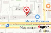Схема проезда до компании Артем в Магнитогорске