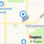 Бульвар на карте Магнитогорска