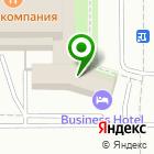 Местоположение компании Evrastok