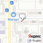 Магазин салютов Магнитогорск- расположение пункта самовывоза