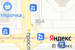 Схема проезда до компании Аптека КЛАССИКА в Магнитогорске