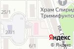 Схема проезда до компании Родильный дом №1 в Магнитогорске