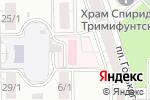 Схема проезда до компании Новая лаборатория в Магнитогорске