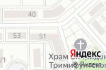 Схема проезда до компании Молодёжная мода в Магнитогорске