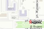 Схема проезда до компании Средняя общеобразовательная школа №13 им. Ю.А. Гагарина в Магнитогорске