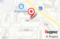 Схема проезда до компании Рекламное агентство  в Магнитогорске