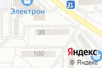 Схема проезда до компании Солнечный камень в Магнитогорске