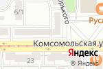 Схема проезда до компании СИБИРСКИЕ ОКНА в Магнитогорске