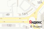 Схема проезда до компании СтройЛидер 777 в Магнитогорске