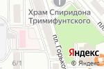 Схема проезда до компании JEUNESSE в Магнитогорске