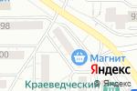 Схема проезда до компании Триколор в Магнитогорске