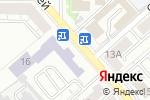 Схема проезда до компании Магнитогорская Федерация бокса в Магнитогорске