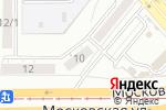 Схема проезда до компании ЖИГУЛЁНОК в Магнитогорске