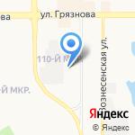 Магнитогорская школа боевого искусства айкидо айкикай на карте Магнитогорска