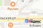 Схема проезда до компании Салон-парикмахерская в Магнитогорске