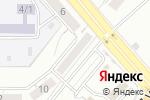 Схема проезда до компании Сам себе механик в Магнитогорске